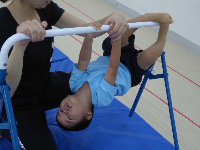 課外クラス 体操教室_a0318155_12350710.jpg
