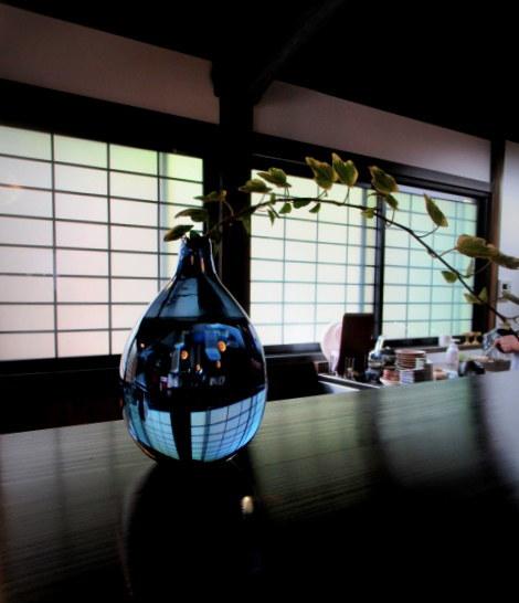 観心寺・創作精進料理 庫裏「KU-RI」* お料理編~9月のランチ♪_f0236260_22222599.jpg
