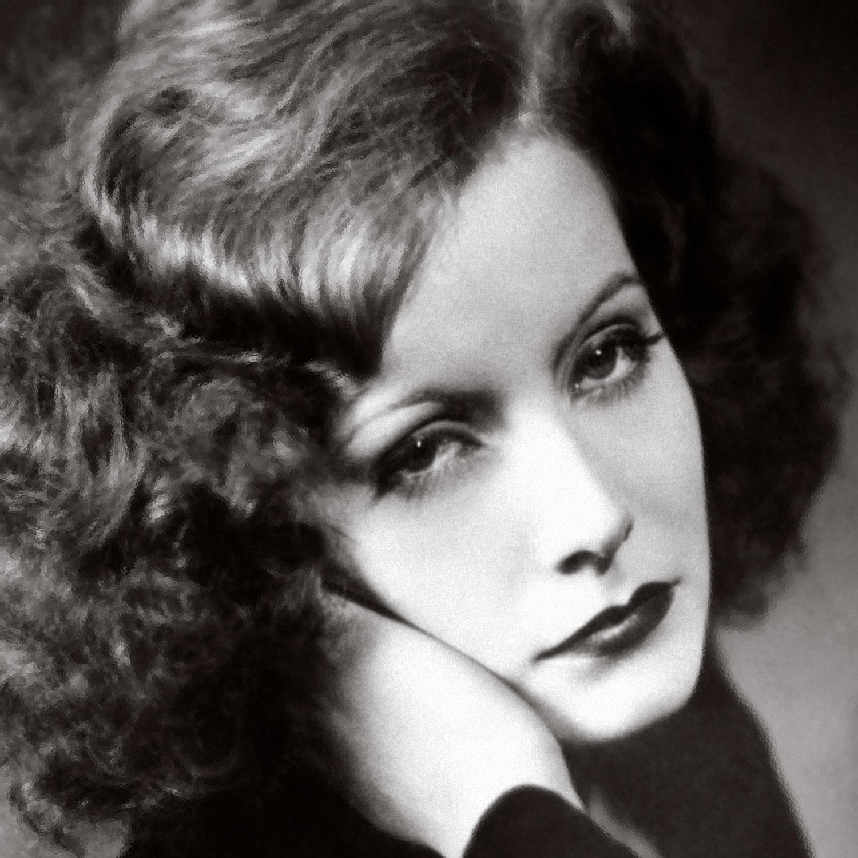 グレタ・ガルボ(Greta Garbo)・・・美女落ち穂拾い190918  夜