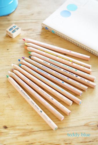 Staedtler Kiddi Elefant  ステッドラーの色鉛筆_e0253364_14104574.jpg