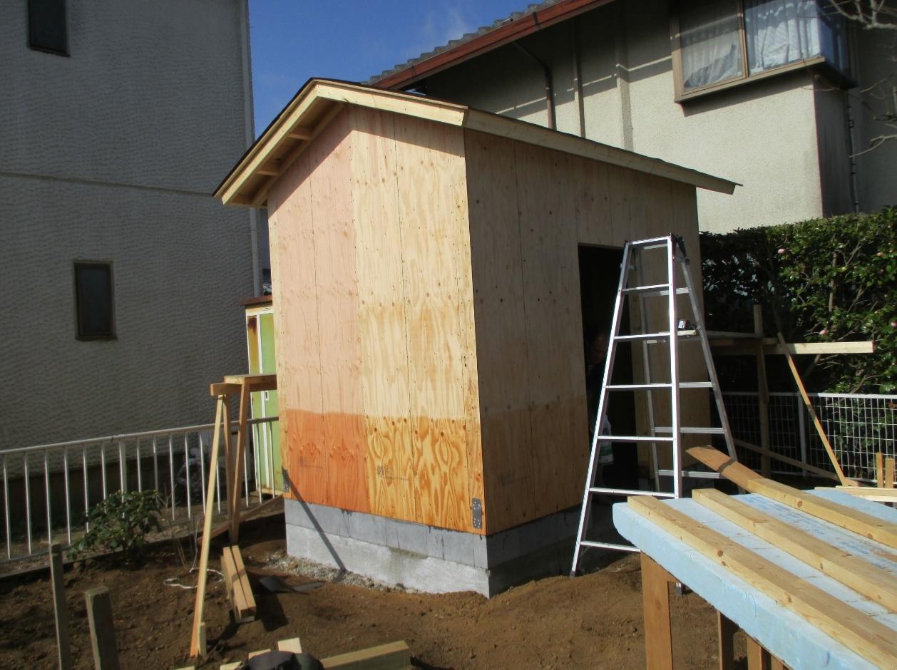 2×4(ツーバイフォー)の小さなお家計画5 ウィリアムモリス正規販売店のブライト_c0157866_20140133.jpg