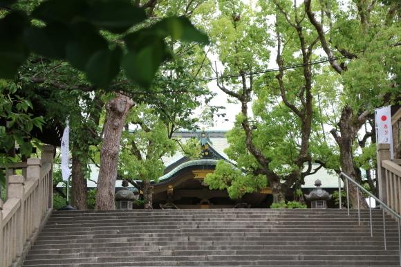 高津宮は神社です_c0001670_23054260.jpg