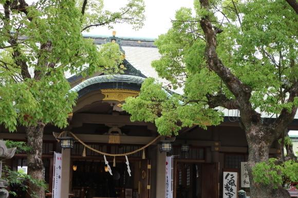 高津宮は神社です_c0001670_23083854.jpg