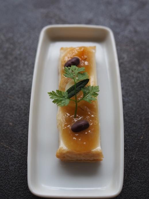 夏蜜柑味噌と葡萄の厚揚げ豆腐_e0148373_16495571.jpg