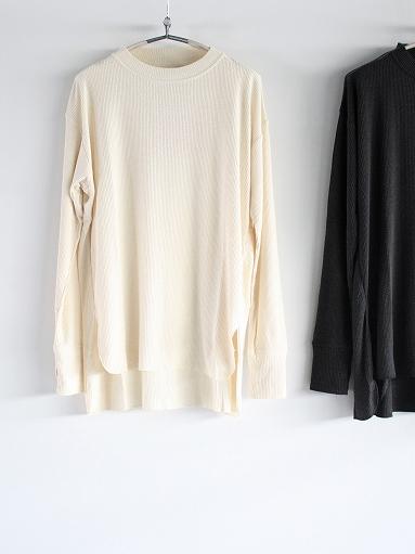 unfil raw silk ribbed-jersey long-sleeve tee_b0139281_21341976.jpg