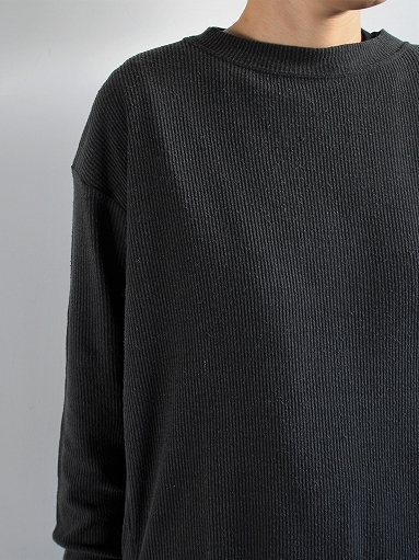 unfil raw silk ribbed-jersey long-sleeve tee_b0139281_21345717.jpg