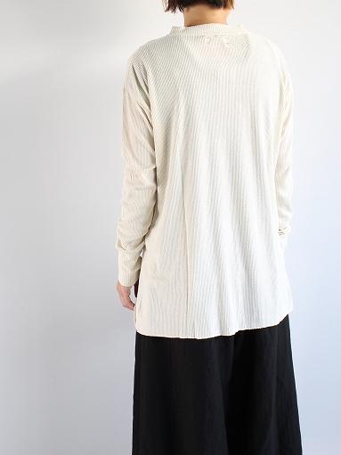 unfil raw silk ribbed-jersey long-sleeve tee_b0139281_21352241.jpg