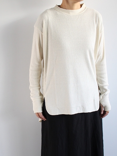 unfil raw silk ribbed-jersey long-sleeve tee_b0139281_2135682.jpg