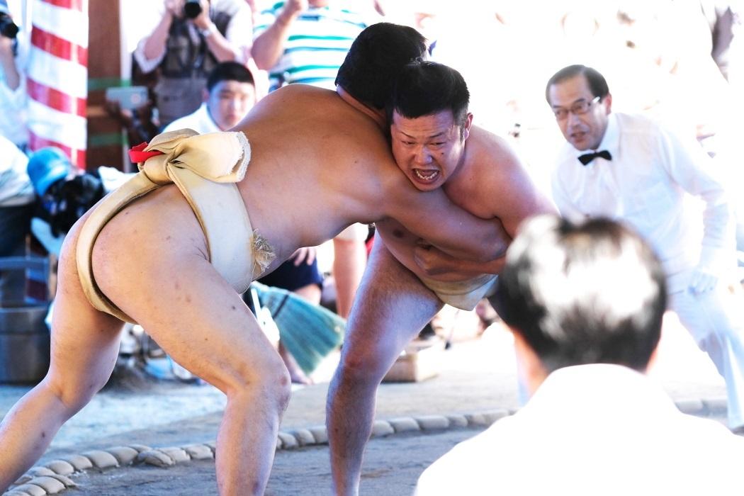 2019年 石岡の祭り <6> 奉納相撲① 9月15日_e0143883_20442226.jpg