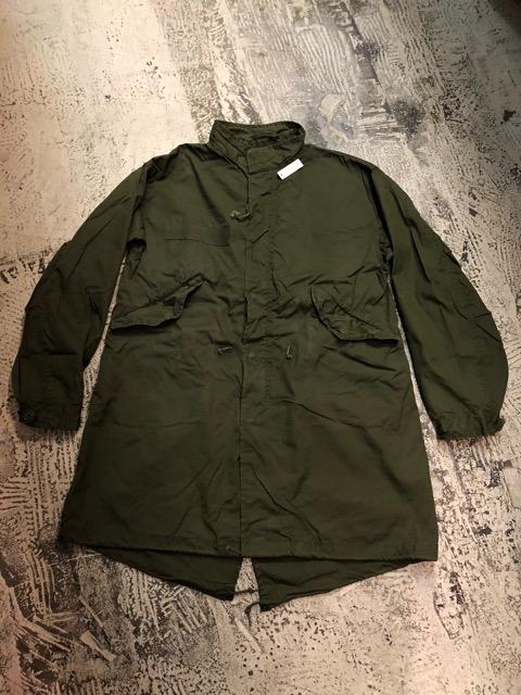 9月21日(土)マグネッツ大阪店スーペリア入荷!!#1 U.S.Military Part1編!!FishtailParka&NOS M-65 Trouser, JungleFatigue!!_c0078587_13155483.jpg