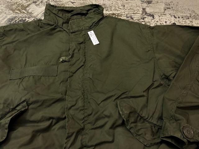 9月21日(土)マグネッツ大阪店スーペリア入荷!!#1 U.S.Military Part1編!!FishtailParka&NOS M-65 Trouser, JungleFatigue!!_c0078587_13162526.jpg