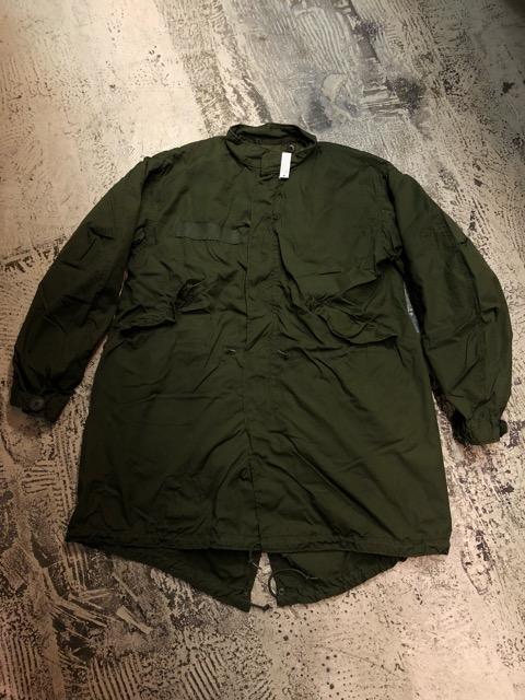 9月21日(土)マグネッツ大阪店スーペリア入荷!!#1 U.S.Military Part1編!!FishtailParka&NOS M-65 Trouser, JungleFatigue!!_c0078587_1317328.jpg