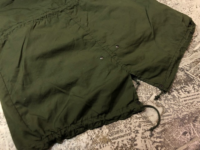 9月21日(土)マグネッツ大阪店スーペリア入荷!!#1 U.S.Military Part1編!!FishtailParka&NOS M-65 Trouser, JungleFatigue!!_c0078587_1318693.jpg