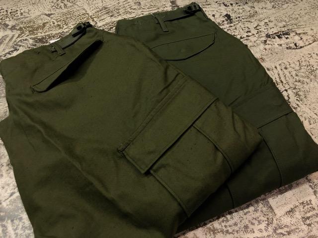9月21日(土)マグネッツ大阪店スーペリア入荷!!#1 U.S.Military Part1編!!FishtailParka&NOS M-65 Trouser, JungleFatigue!!_c0078587_13241798.jpg