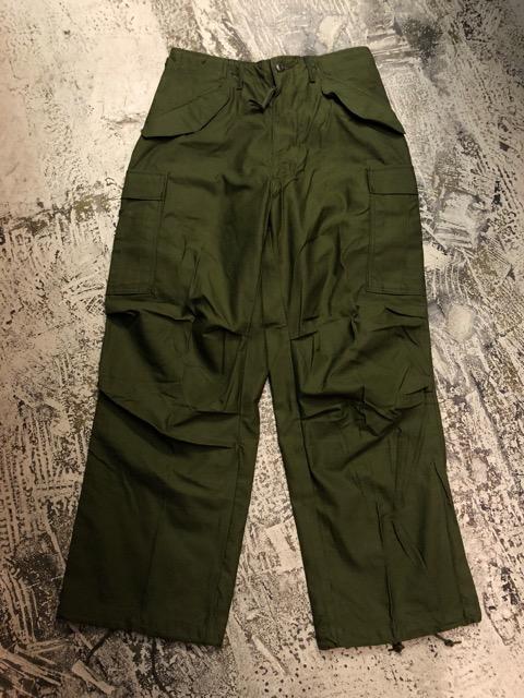 9月21日(土)マグネッツ大阪店スーペリア入荷!!#1 U.S.Military Part1編!!FishtailParka&NOS M-65 Trouser, JungleFatigue!!_c0078587_13243392.jpg