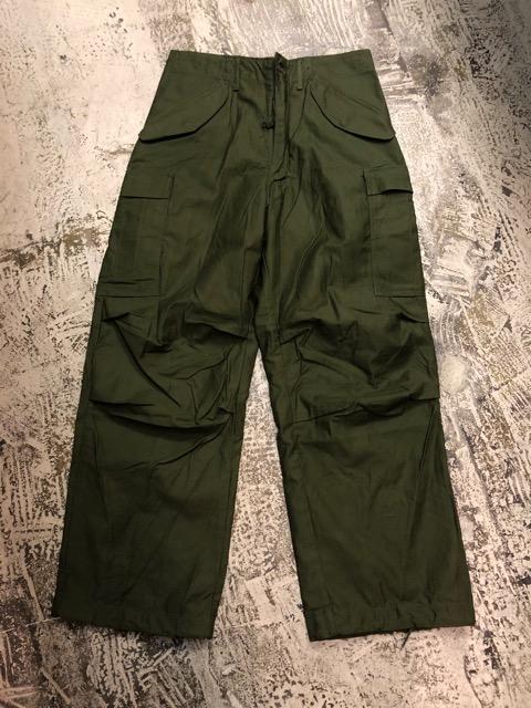 9月21日(土)マグネッツ大阪店スーペリア入荷!!#1 U.S.Military Part1編!!FishtailParka&NOS M-65 Trouser, JungleFatigue!!_c0078587_13251749.jpg