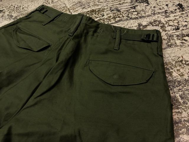 9月21日(土)マグネッツ大阪店スーペリア入荷!!#1 U.S.Military Part1編!!FishtailParka&NOS M-65 Trouser, JungleFatigue!!_c0078587_13272410.jpg