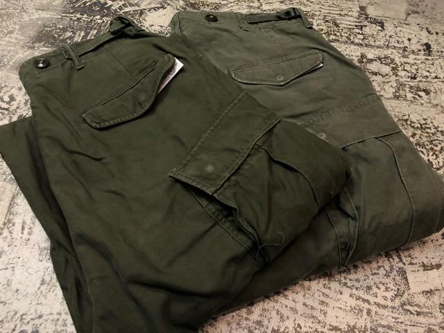 9月21日(土)マグネッツ大阪店スーペリア入荷!!#1 U.S.Military Part1編!!FishtailParka&NOS M-65 Trouser, JungleFatigue!!_c0078587_13284189.jpg