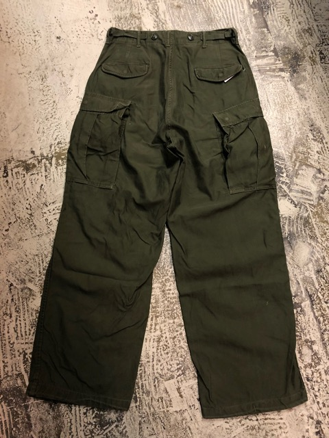 9月21日(土)マグネッツ大阪店スーペリア入荷!!#1 U.S.Military Part1編!!FishtailParka&NOS M-65 Trouser, JungleFatigue!!_c0078587_1329389.jpg