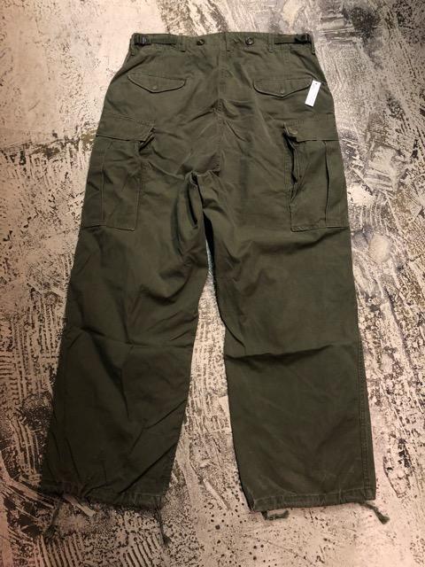 9月21日(土)マグネッツ大阪店スーペリア入荷!!#1 U.S.Military Part1編!!FishtailParka&NOS M-65 Trouser, JungleFatigue!!_c0078587_13302388.jpg