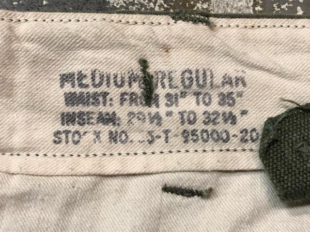 9月21日(土)マグネッツ大阪店スーペリア入荷!!#1 U.S.Military Part1編!!FishtailParka&NOS M-65 Trouser, JungleFatigue!!_c0078587_13303440.jpg
