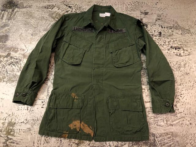 9月21日(土)マグネッツ大阪店スーペリア入荷!!#1 U.S.Military Part1編!!FishtailParka&NOS M-65 Trouser, JungleFatigue!!_c0078587_13343446.jpg