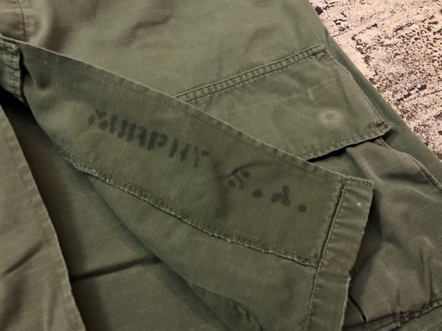 9月21日(土)マグネッツ大阪店スーペリア入荷!!#1 U.S.Military Part1編!!FishtailParka&NOS M-65 Trouser, JungleFatigue!!_c0078587_13365121.jpg