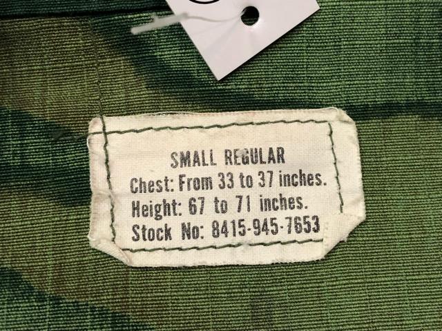 9月21日(土)マグネッツ大阪店スーペリア入荷!!#1 U.S.Military Part1編!!FishtailParka&NOS M-65 Trouser, JungleFatigue!!_c0078587_13393072.jpg