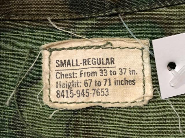 9月21日(土)マグネッツ大阪店スーペリア入荷!!#1 U.S.Military Part1編!!FishtailParka&NOS M-65 Trouser, JungleFatigue!!_c0078587_13402675.jpg
