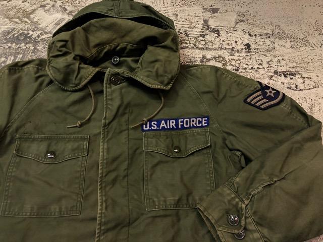 9月21日(土)マグネッツ大阪店スーペリア入荷!!#1 U.S.Military Part1編!!FishtailParka&NOS M-65 Trouser, JungleFatigue!!_c0078587_15334567.jpg