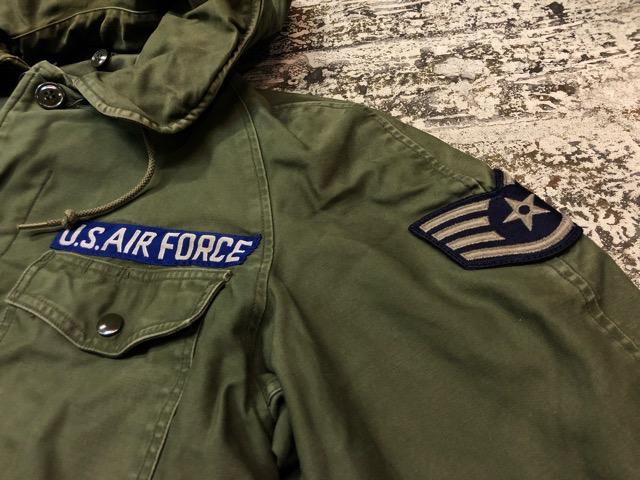 9月21日(土)マグネッツ大阪店スーペリア入荷!!#1 U.S.Military Part1編!!FishtailParka&NOS M-65 Trouser, JungleFatigue!!_c0078587_15353063.jpg