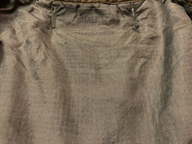 9月21日(土)マグネッツ大阪店スーペリア入荷!!#1 U.S.Military Part1編!!FishtailParka&NOS M-65 Trouser, JungleFatigue!!_c0078587_1583588.jpg