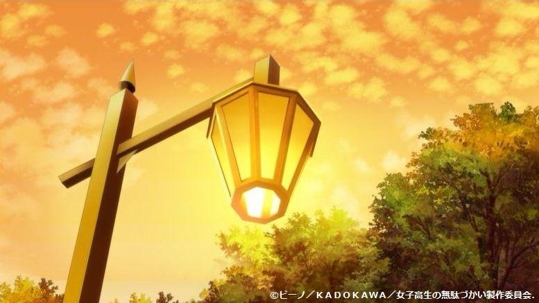 「女子高生の無駄づかい」舞台探訪009 第9話「おしゃれ」より_e0304702_20173090.jpg