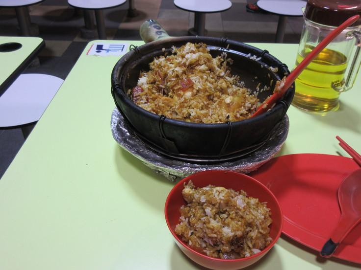 クレイポットライス ♪ New Lucky Claypot Rice(Holland Drive FC)_c0212604_21543242.jpg
