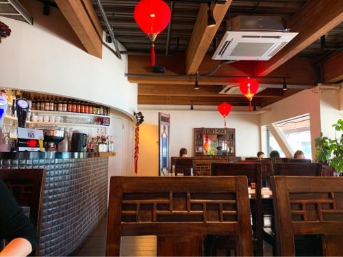 長崎食べんば ③波の音が聞こえるレストラン   Red Lantern(レッドランタン)_a0140305_02143679.jpg