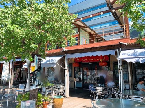 長崎食べんば ③波の音が聞こえるレストラン   Red Lantern(レッドランタン)_a0140305_02163342.jpg