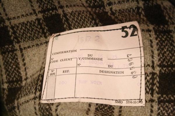 ちょっと溜め込んできてしまっていた最近のことー!! 入荷フランス国営企業支給品レザージャケット、通称コルビジェジャケット_f0180307_23275789.jpg