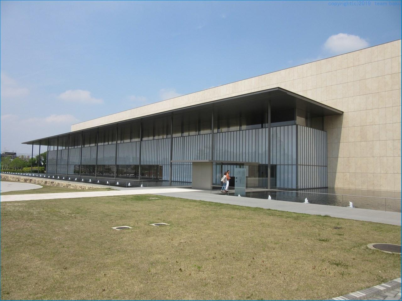 法隆寺宝物館 見学_c0376508_07575309.jpg