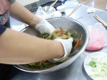 韓国料理教室_b0198109_20255465.jpg