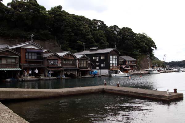 伊根の舟屋めぐり_e0048413_21543793.jpg