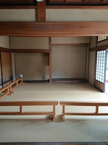 「旧朝倉家住宅」見学_a0147436_11023903.jpg