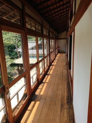 「旧朝倉家住宅」見学_a0147436_11025355.jpg