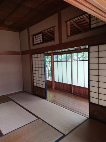 「旧朝倉家住宅」見学_a0147436_11045431.jpg