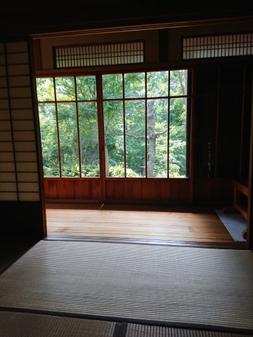 「旧朝倉家住宅」見学_a0147436_11515783.jpg