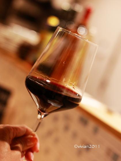 ワイン食堂 Huit(ユイット) ~一人で祝杯を~ - 日々の贈り物(私の宇都宮生活)