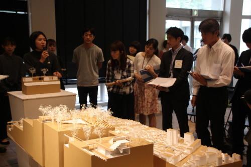 デザイン3 課題NO.2「まちだ・環境の近未来」展示会_b0049355_16252384.jpg