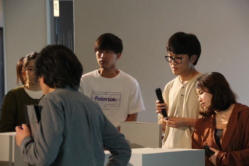 デザイン3 課題NO.2「まちだ・環境の近未来」展示会_b0049355_16260037.jpg