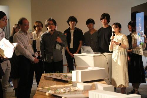 デザイン3 課題NO.2「まちだ・環境の近未来」展示会_b0049355_16262772.jpg