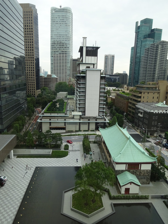 THE OKURA TOKYO (オークラ東京)(4)_b0405262_15131029.jpg
