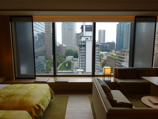 THE OKURA TOKYO (オークラ東京)(4)_b0405262_15201861.jpg